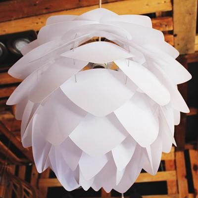 Silvia Φωτιστικό Κρεμαστό Φ45cm Λευκό
