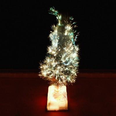 Δεντράκι Λευκό Με βάση Χριστουγεννιάτικο