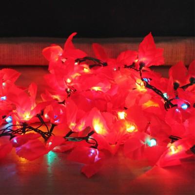 Αλεξανδρινά Κόκκινα σειρά Χριστουγεννιάτικα 3μ