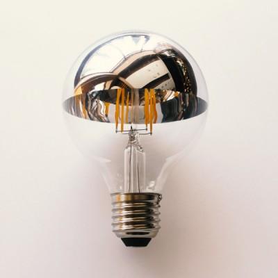 LED IDEA Ανεστραμμένου Καθρέπτου 6W G80mm