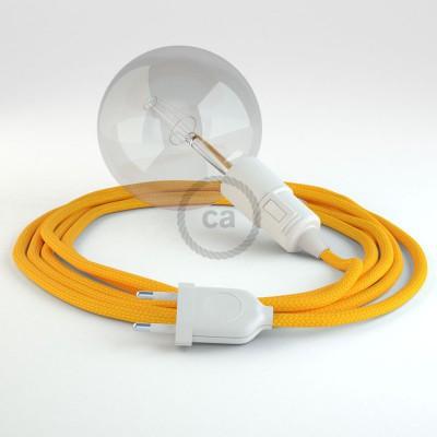 Δημιουργήστε το δικό σας Φωτιστικό Snake με καλώδιο RM10 Κίτρινο Ρεγιόν και κατευθύνετε το φως εκεί που θέλετε.