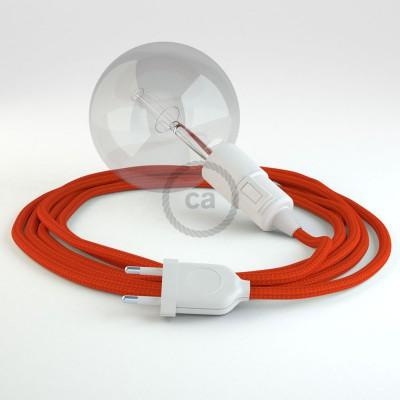 Δημιουργήστε το δικό σας Φωτιστικό Snake με καλώδιο RM15 Πορτοκαλί Ρεγιόν και κατευθύνετε το φως εκεί που θέλετε.