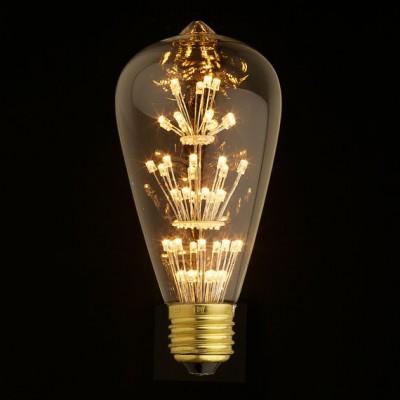 Διακοσμητική LED Victorean Dream Ε27 1,6W ST57