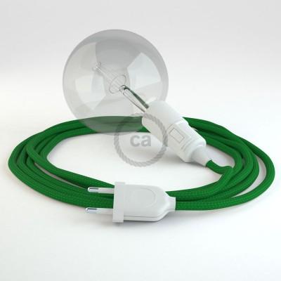Δημιουργήστε το δικό σας Φωτιστικό Snake με καλώδιο RM06 Πράσινο Ρεγιόν και κατευθύνετε το φως εκεί που θέλετε.