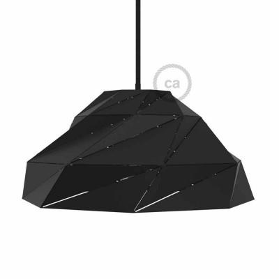 Φωτιστικό Nuvola σε Μαύρο ματ με ντουί Ε27.