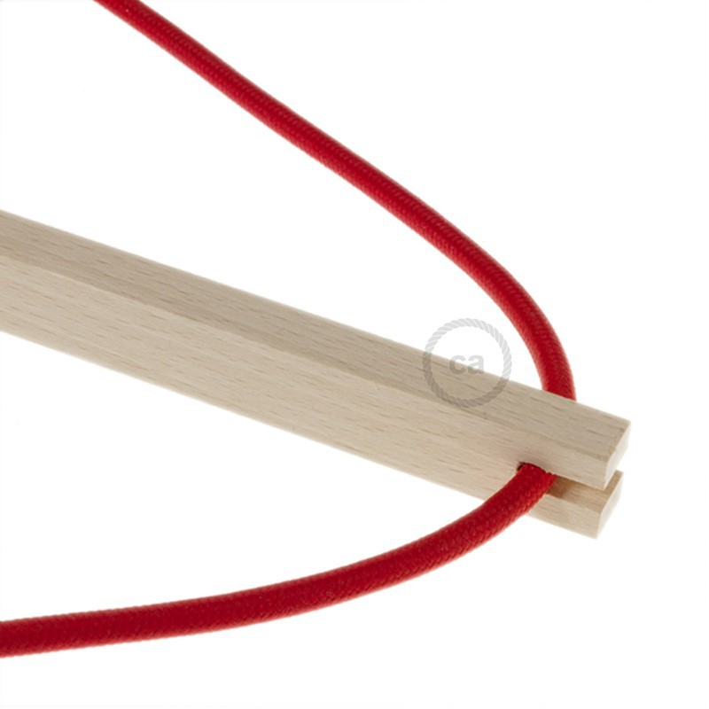 Pinocchio Ξύλινη Βάση για τοίχο ιδανική για κρεμαστά φωτιστικά.
