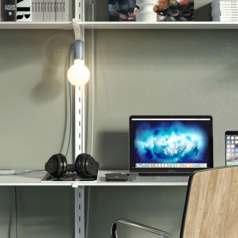 Μαγνητικό Ντουί Magnetico®-Plug Μπλε με διακόπτη, φις και καλώδιο, έτοιμο για χρήση