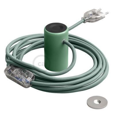 Μαγνητικό Ντουί Magnetico®-Plug Πράσινο με διακόπτη, φις και καλώδιο, έτοιμο για χρήση