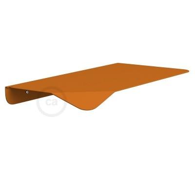 Ράφι Μεταλλικό Πορτοκαλί Magnetico®-Shelf, για ντουί Magnetico®-Plug