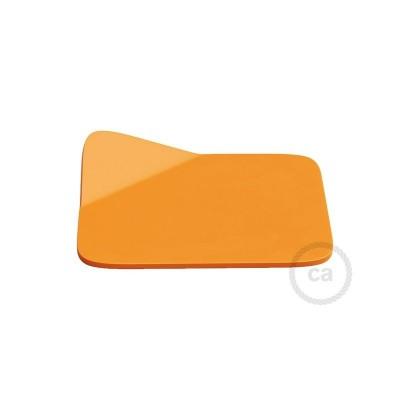 Βάση Μεταλλική Πορτοκαλί Magnetico®-Base, για ντουί Magnetico®-Plug