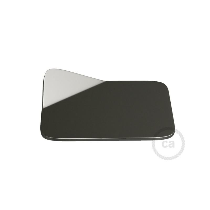 Βάση Μεταλλική Ανθρακί Magnetico®-Base, για ντουί Magnetico®-Plug
