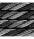 Καλώδιο Σχοινί - Τριχιά XL, καλώδιο 3x0,75 καλυμμένο με ύφασμα Orleans - Διάμετρος 16 mm