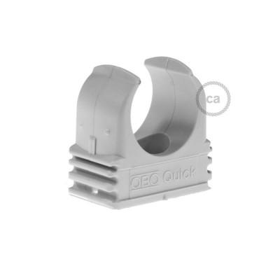 Πλαστικό κλιπ για σωλήνα Creative-Tube, διάμετρος 20 mm