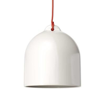Bell M Καμπάνα Κεραμική για κρεμαστό φωτιστικό, Made in Italy