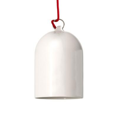 Bell XS Καμπάνα Κεραμική για κρεμαστό φωτιστικό, Made in Italy