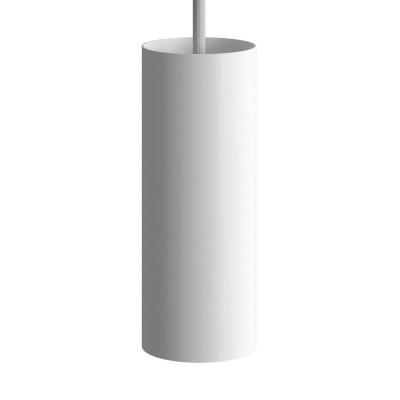 Φωτιστικό Tub-E14, Σωληνωτό σποτ με ντουί Ε14 με ροδέλες