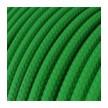 Στρόγγυλο Υφασμάτινο Καλώδιο RM06 - Πράσινο