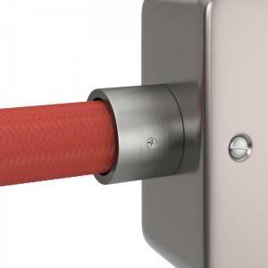 Τερματικό Μεταλλικό με Σπείρωμα για Σωλήνα Creative-Tube 20mm, με βίδες