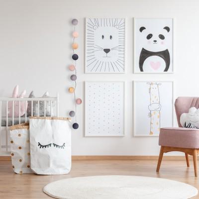 """La petite case"": mini γιρλάντες για τους μικρούς μας φίλους!"